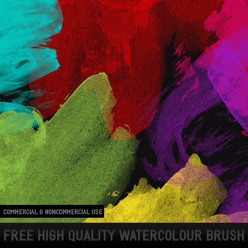 High Quality Aquarel Brush