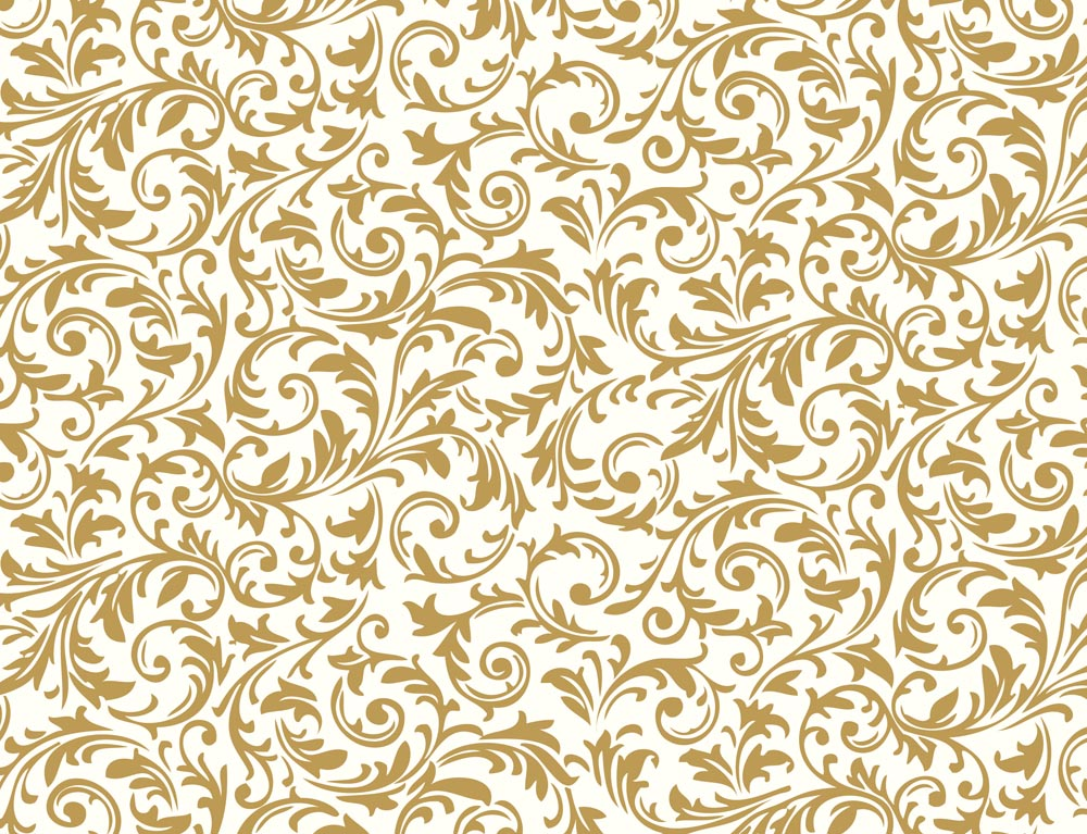 Image of classical damask vector pattern