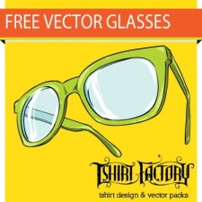 free vector Free Vector Glasses