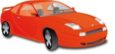 free vector Fiat Coupe 20V Turbo