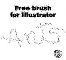 free vector Ant brush