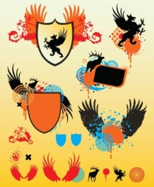 free vector Shield Vector Graphics