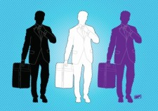 free vector Business Man Graphics