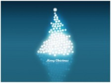 free vector Xmastree chrismast