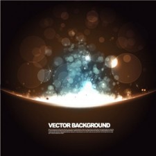 free vector The trend of colorful background 05 vector