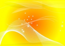 free vector Sun Background