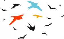 free vector Bird vector set