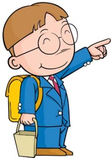 free vector School boy vector 10