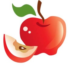 free vector Apple 21