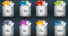 free vector Designers Icons Adobe Graphic Icons Designers Icon Designers Icons