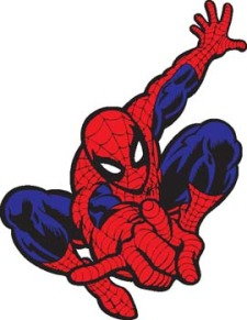 free vector Spiderman 1