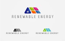 free vector Renewable Energy Logo