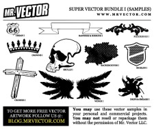 free vector Free Super Vector Bundle Samples