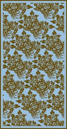 free vector Pattern Vector Classical Elegant Background