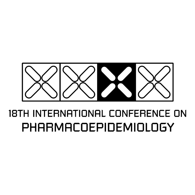 free vector 18th international conference on pharmacoepidemiology 2