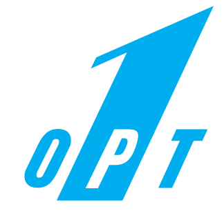 free vector 1ORT channel logo (old)