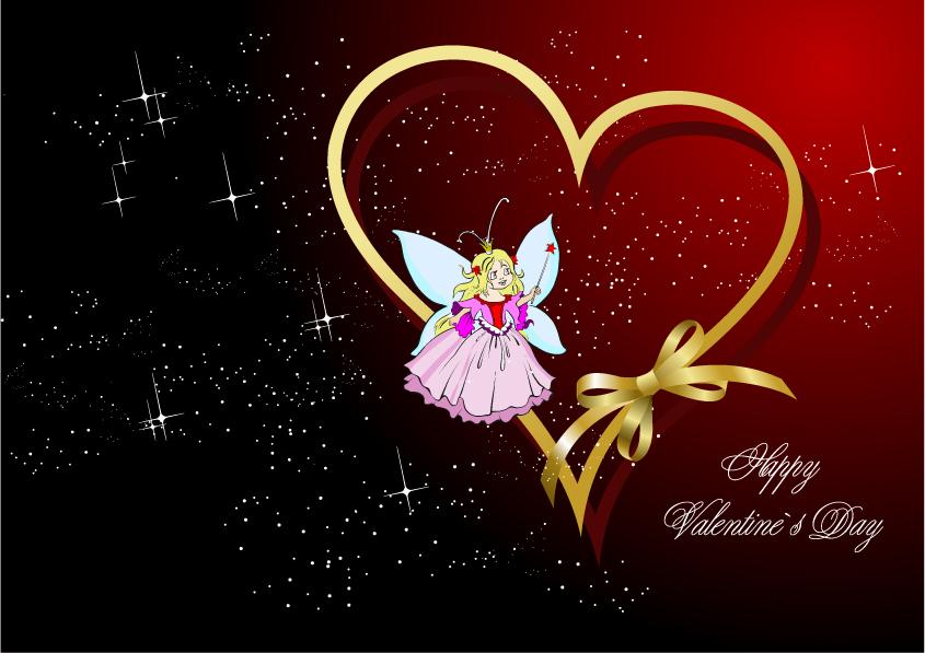 free vector 2010 valentine day vector