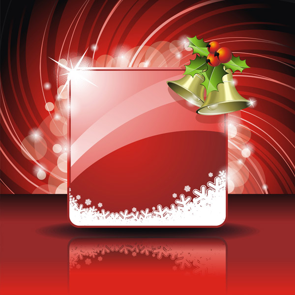 free vector 2011 new year christmas vector