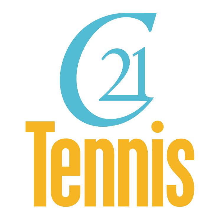 free vector 21st century tennis