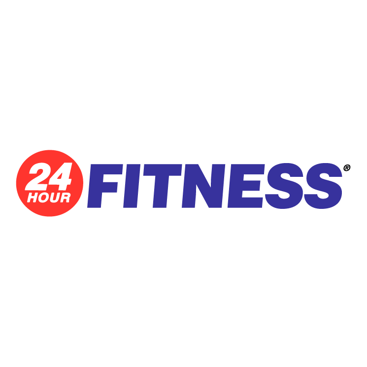 free vector 24 hour fitness