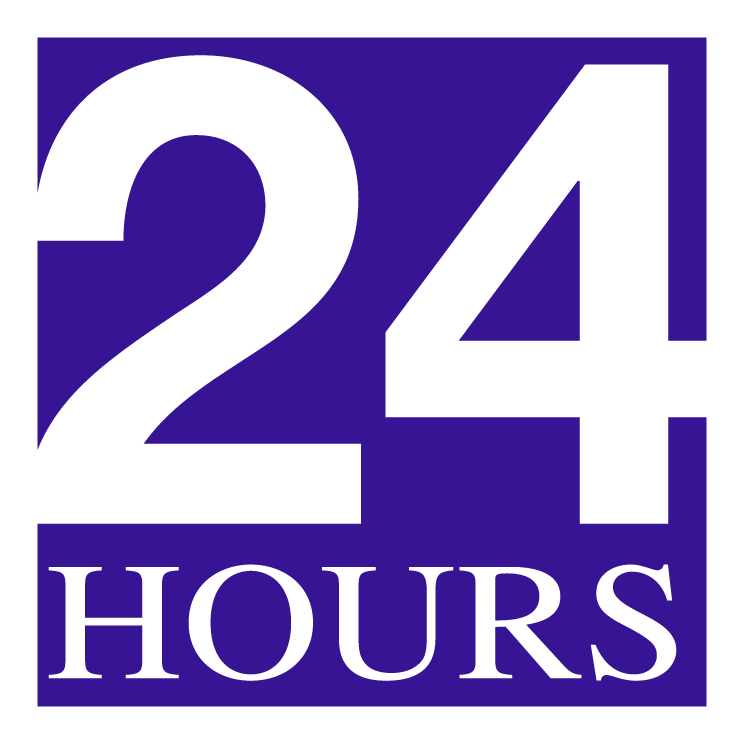 free vector 24 hours