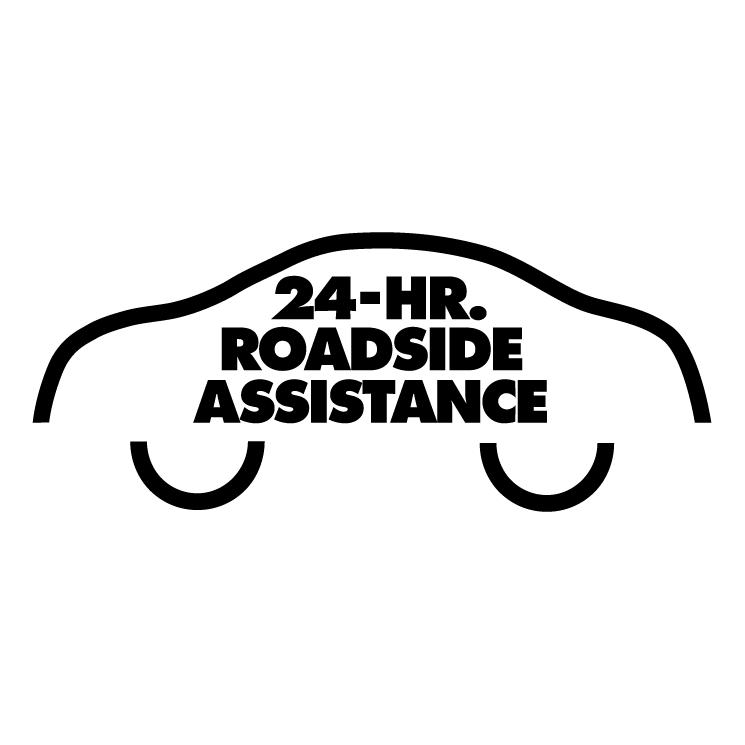 free vector 24 hr roadside assistance