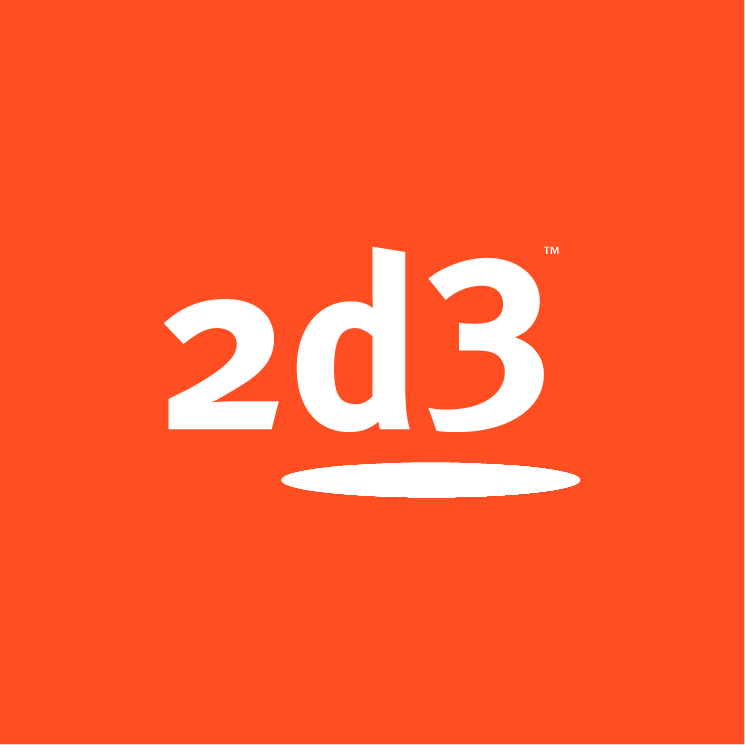 free vector 2d3
