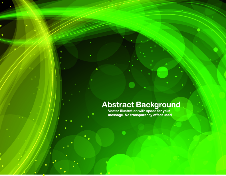 free vector 3 cool dynamic pattern of light vector background