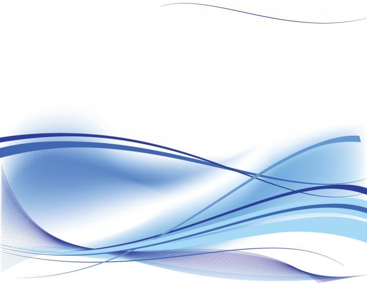 free vector 3 dynamic lines of the blue background vector