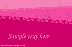 free vector 3 valentine day heartshaped card background vector