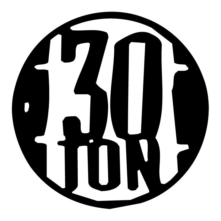 free vector 30 ton