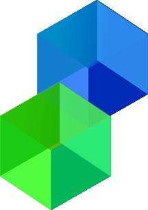 free vector 3d Cubes clip art