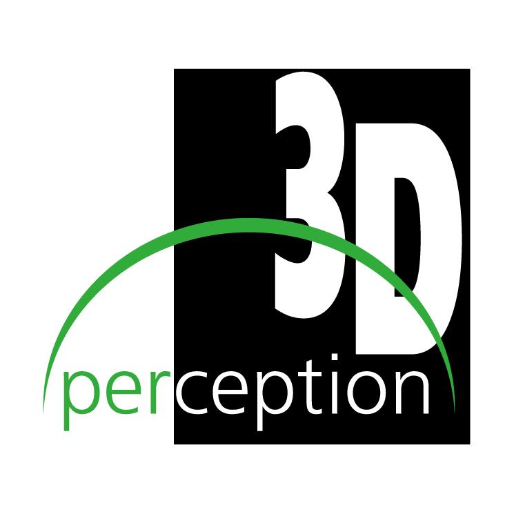 free vector 3d perception