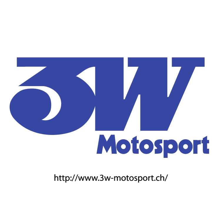 free vector 3w motosport