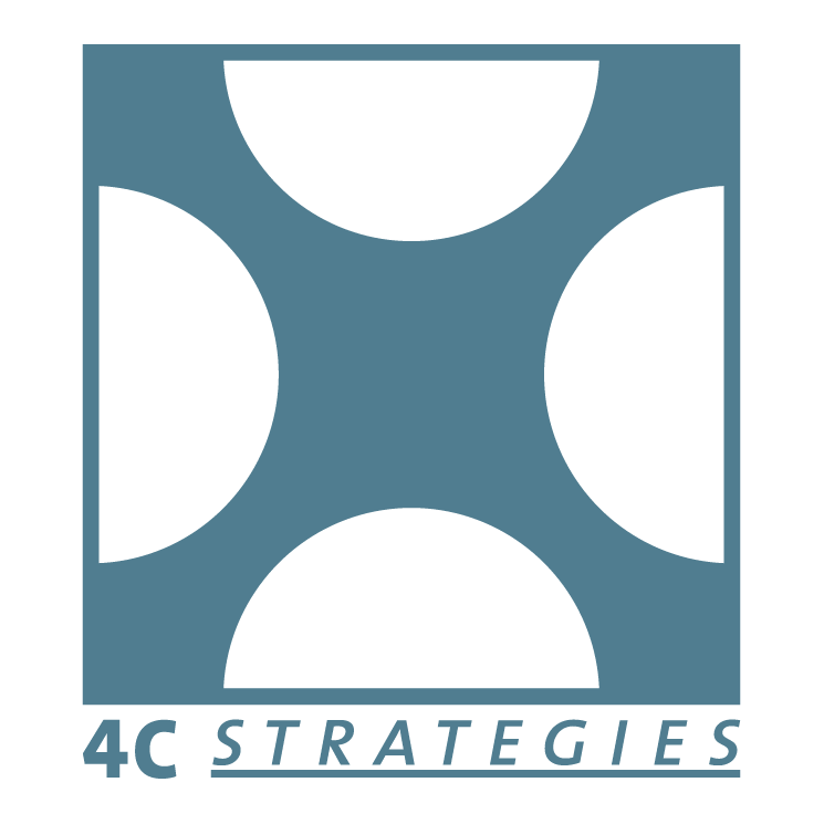 free vector 4c strategies