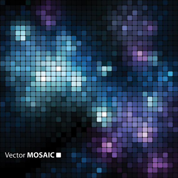 free vector 5 cool stylish vector background