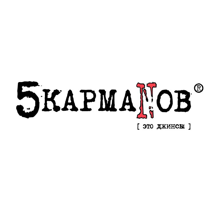 free vector 5 karmanov