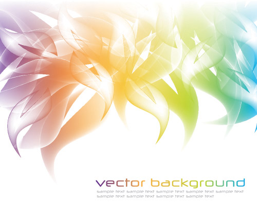 free vector 5 symphony background vector