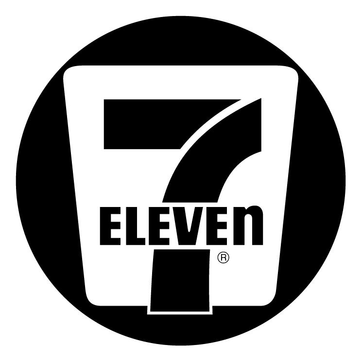 free vector 7 eleven 1