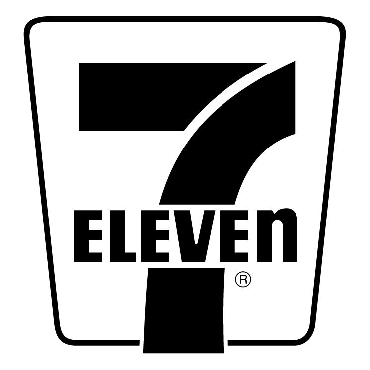 free vector 7 eleven 2
