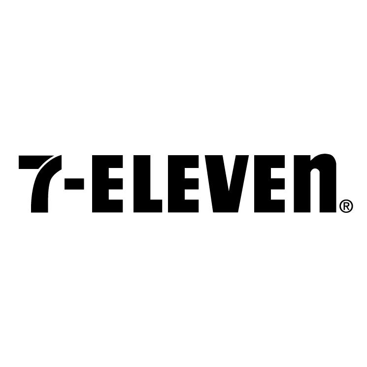 free vector 7 eleven 3