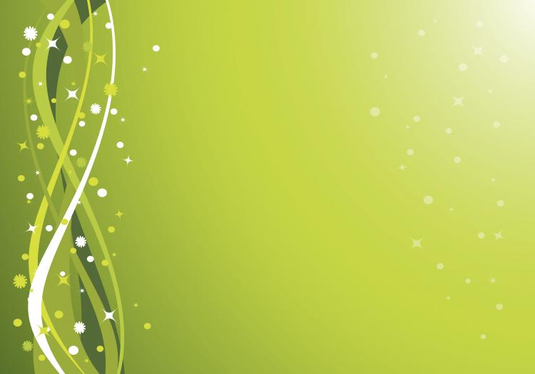 free vector 7 green background vector