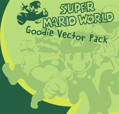 free vector 70 super mario cartoon