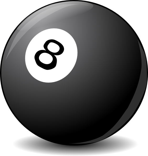 free vector 8 Ball clip art