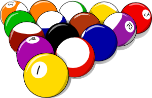free vector 8 Ball Form clip art