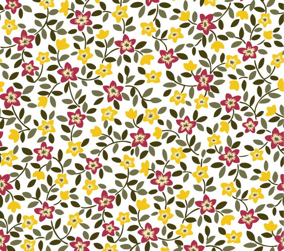 free vector 8 cute little pattern background vector