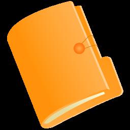 free vector 8 Vector Document Folders