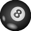 free vector 8ball clip art