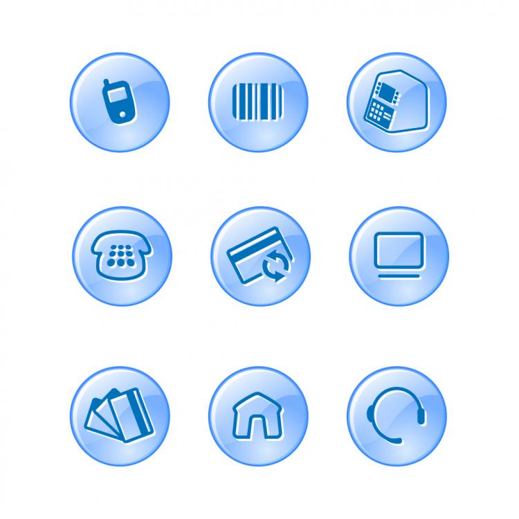 free vector 9 eCommerce Vector Icons
