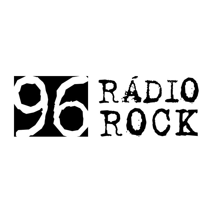 free vector 96 radio rock
